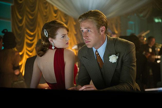 Emma Stone ja Ryan Gosling