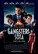 Gansterisota poster