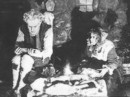 Victor Sjöström ja Edith Erastoff