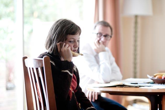 Eloise Laurence ja Tim Roth
