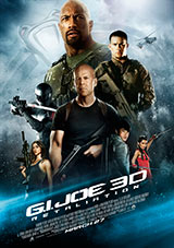 G. I. Joe Kosto Retaliation poster