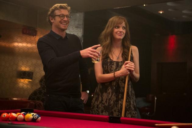 Guy (Simon Baker) ja Chloe (Anna Faris)