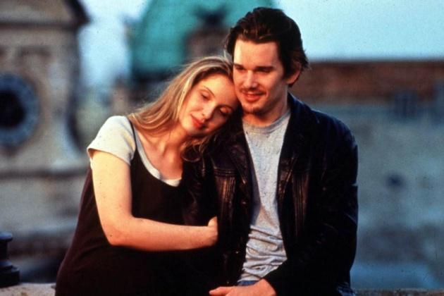 Rakkautta ennen aamua (1995)