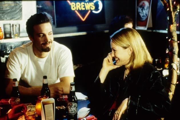 Amyn jäljillä (1997)