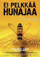 Ei pelkkää hunajaa More than honey poster