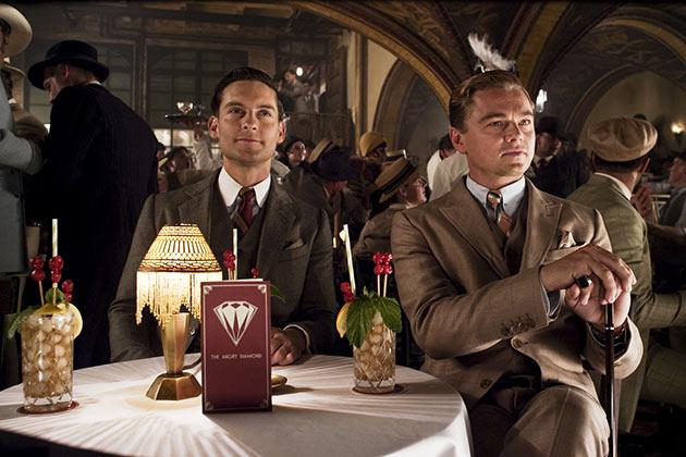 Tobey Maguire ja Leonardo DiCaprio