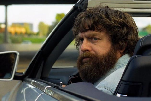 Alan (Zach Galifianakis)