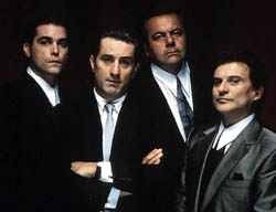 Ray Liotta, Robert De Niro, Paul Sorvino, Joe Pesci
