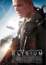 Elysium Damon poster