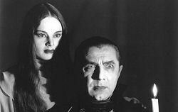 Carol Borland ja Bela Lugosi