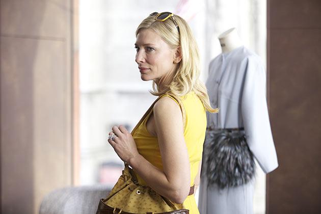 Pääosan Cate Blanchett on erinomainen
