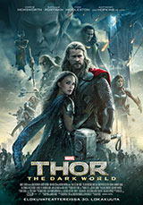Thor 2 II Dark World poster juliste