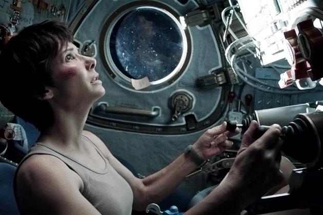 Sandra Bullock on Ryan Stone