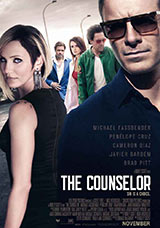 The Counselor poster juliste