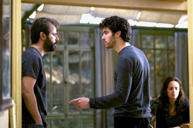 Ahmad (Ali Mosaffa) ja Samir