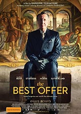 The Best Offer poster Rush
