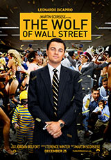 wolf of wall street poster juliste