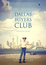 Dallas Buyers Club poster McConaughey