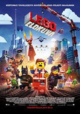 Lego elokuva juliste