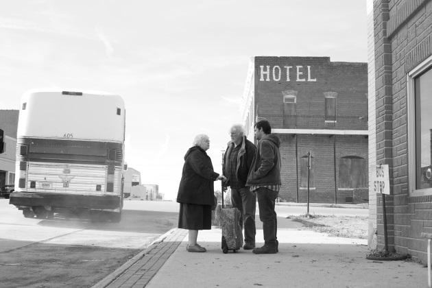 Grantin perhe Nebraskan kaduilla