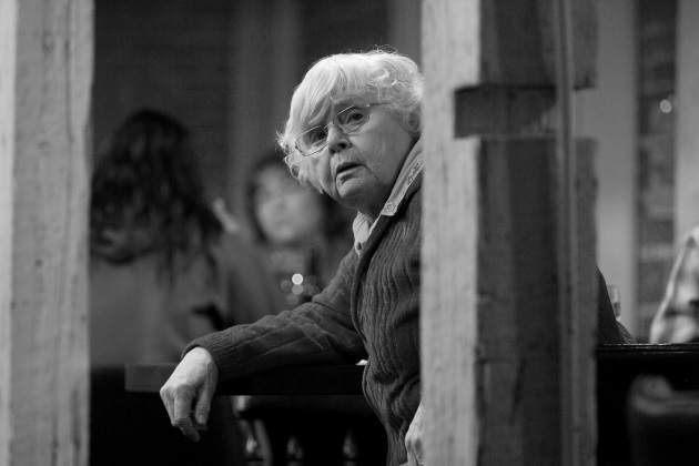 June Squibb on Kate Grant