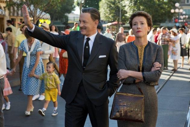 Walt Disney ja P.L. Travers