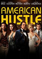 American Hustle poster, juliste
