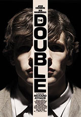 The Double poster, juliste