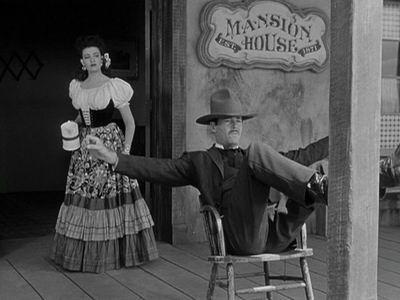 Linda Darnell, Henry Fonda