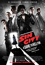 Sin City 2 poster
