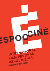 Espoo Ciné 2014 juliste