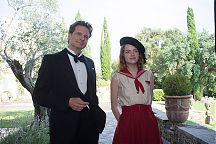 Colin Firth ja Emma Stone