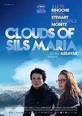 Clouds of Sils Maria poster, juliste