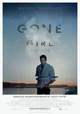Gone Girl, juliste