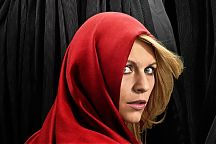 Claire Danes on Carrie Mathison