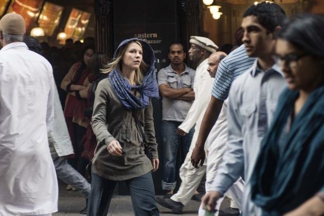 Homelandin 4. tuotantokausi alkoi lokakuussa