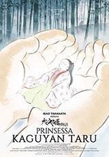 Prinsessa Kaguyan taru, juliste
