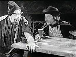 Ernest Torrence ja Brandon Hurst