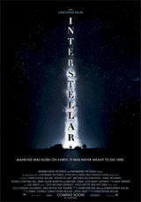 Interstellar, juliste.