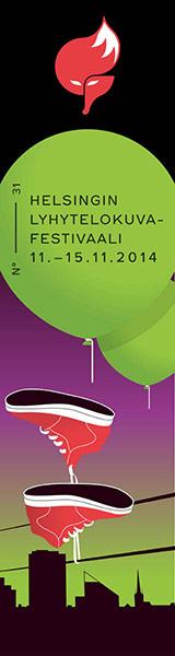 Helsingin lyhytelokuvafestivaali 2014