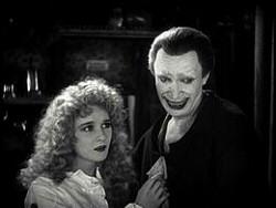 Mary Philbin ja Conrad Veidt
