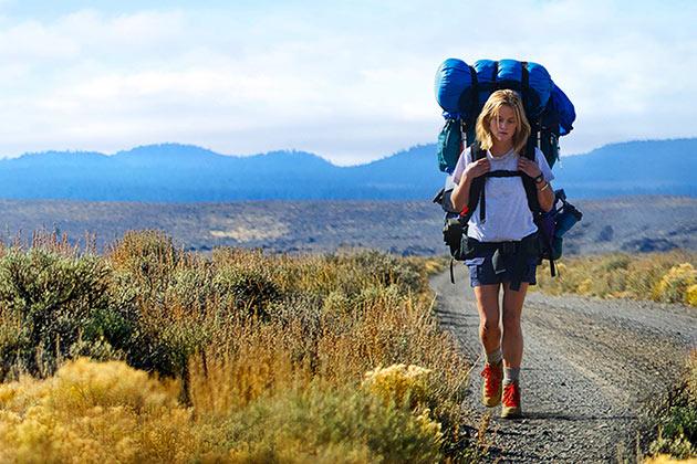 Reese Witherspoon elokuvassa Wild: Villi vaellus.