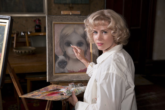 Amy Adams elokuvassa Big Eyes