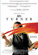 Mr. Turner - juliste