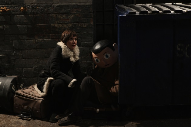 Maggie Gyllenhaal on Clara