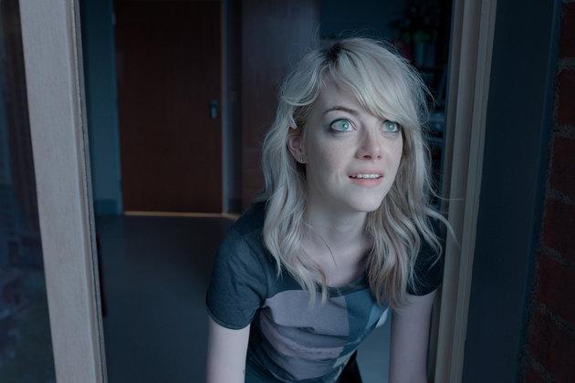 Emma Stone elokuvassa Birdman.
