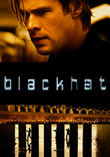Blackhat poster, Chris Hemsworth