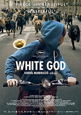 White God - juliste