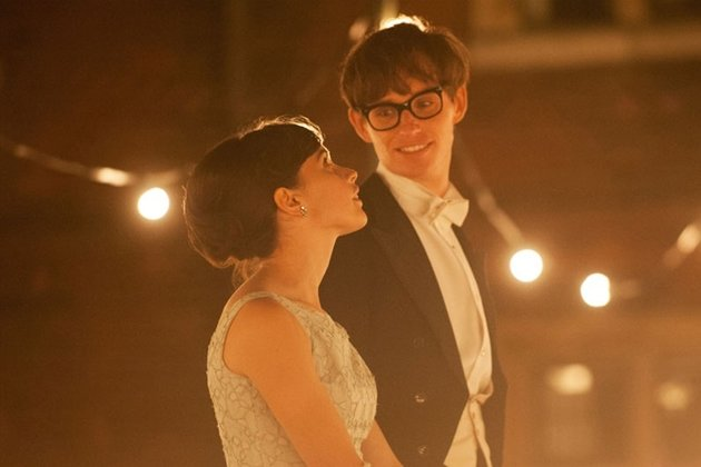 Eddie Redmayne ja Felicity Jones