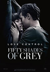50 Shades of Grey, poster